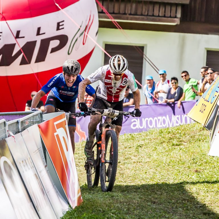 Selle SMP at the spectacular World Championships in Auronzo
