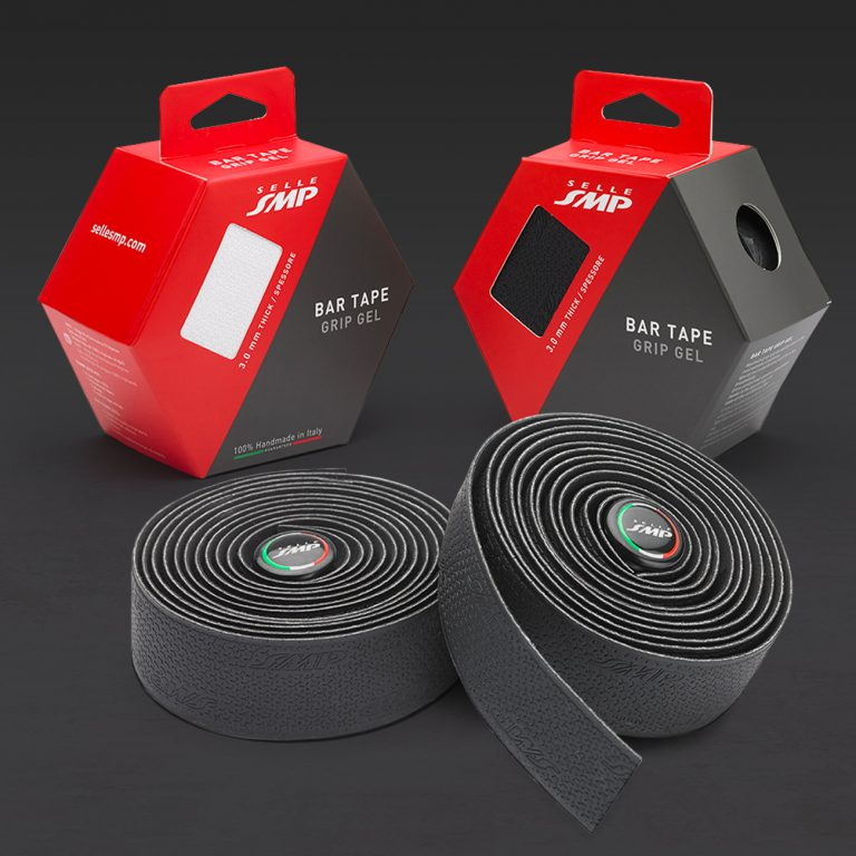 Selle SMP bar tapes: from now on innovation can also be found on handlebars