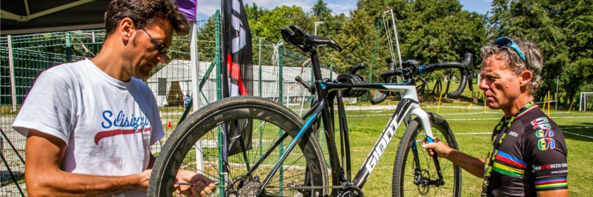 Chatting with Daniele Pontoni about cyclocross