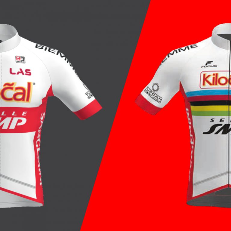 Kilocal - Selle SMP: the new Giro E women's team
