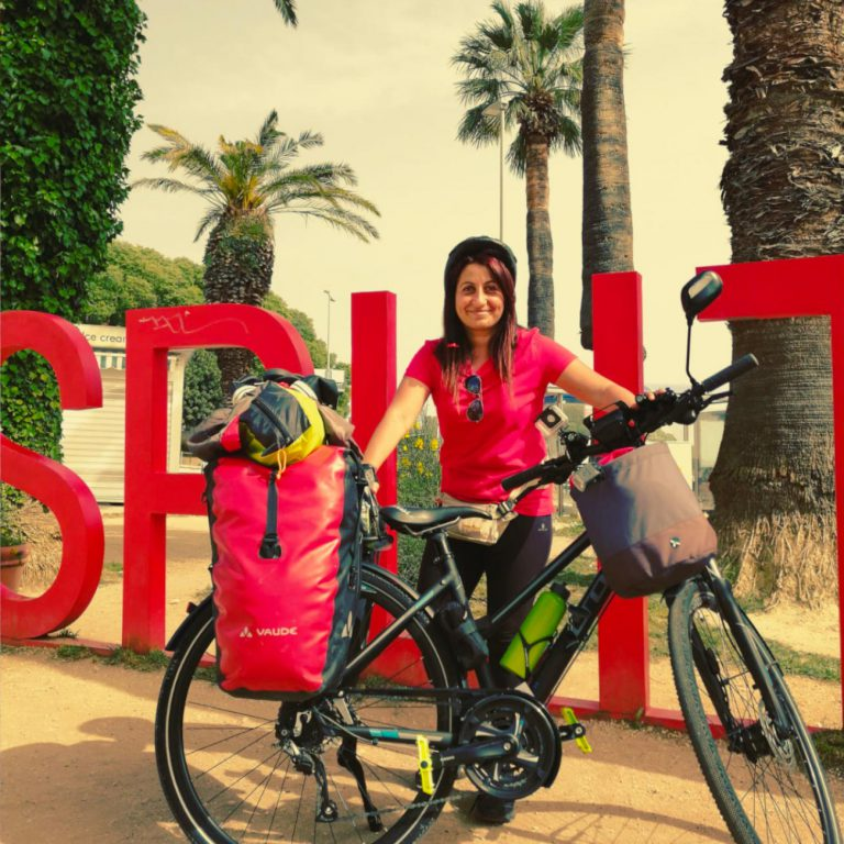 Bike trips with Selle SMP: destination Japan with Antonella Gentile