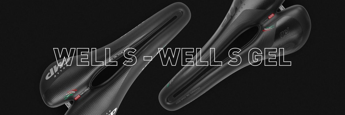 Well S: a new saddle for those who are just taking up cycling