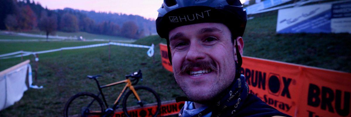 Pre-race preparation: talking about it with Gosse van der Meer