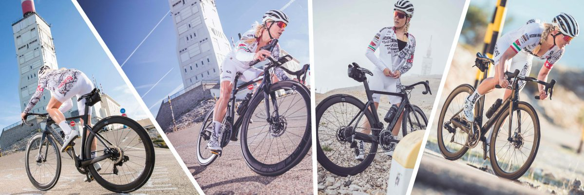 All the fun of cycling: an interview with Kristin Atzeni
