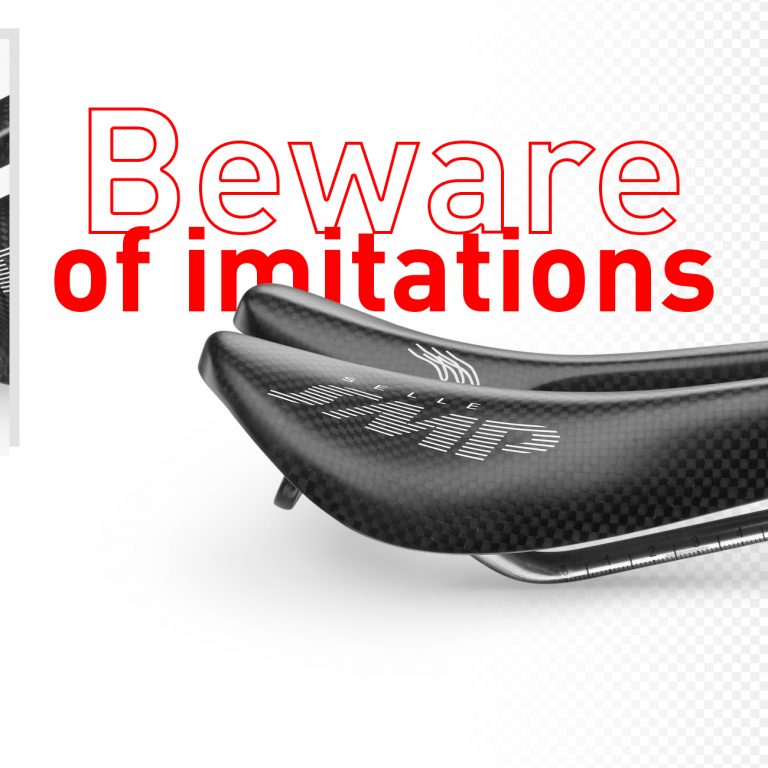 Fake Selle SMP saddles: our battle for your safety