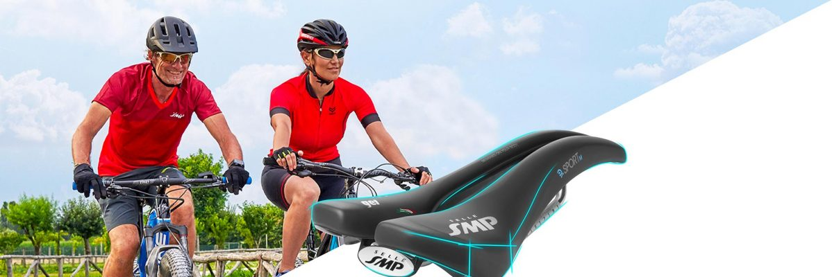 E-BIKE Concept: the range of saddles created for the world of electric bikes