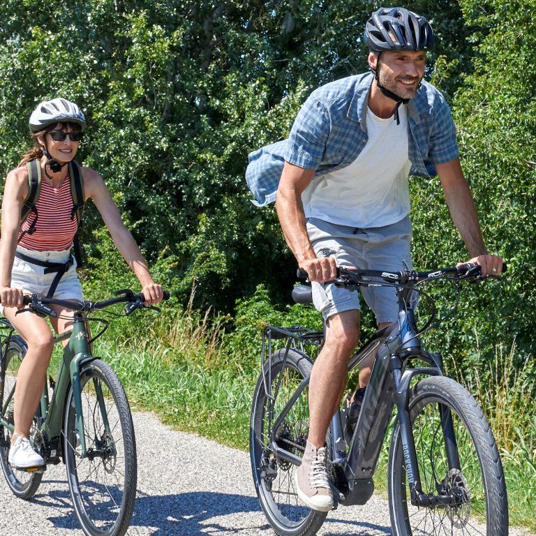 Cyclotourisme et déplacements brefs: de nouvelles façons de vivre le vélo, avec le confort de Selle SMP.